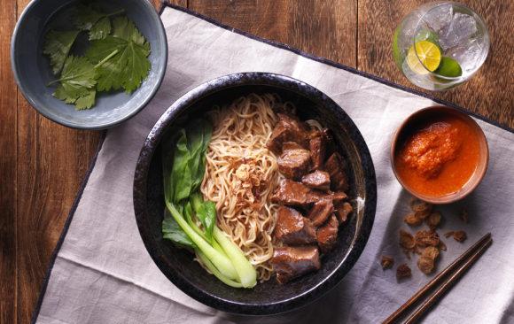 N4. Beef Brisket Noodle