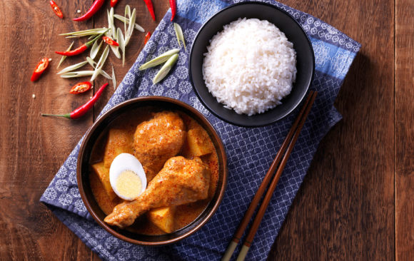 R1. Nyonya Curry Chicken