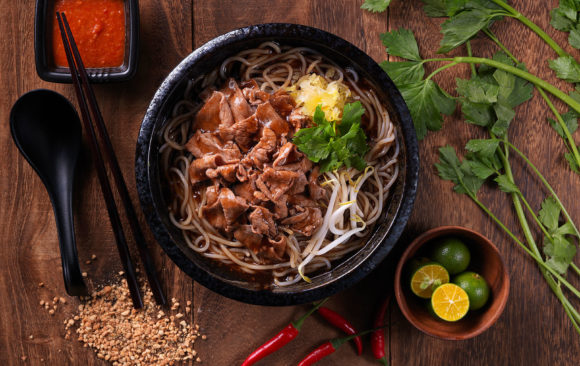 N1. Hainanese Beef Noodle