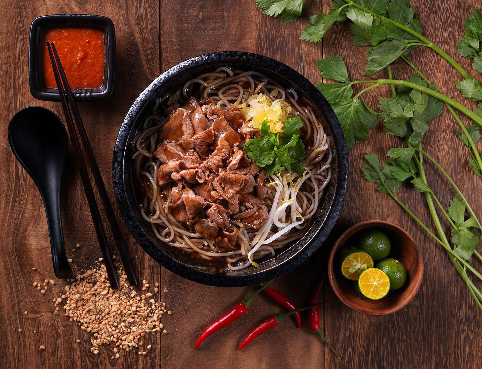 Hainanese Beef Noodles | The Beef Station