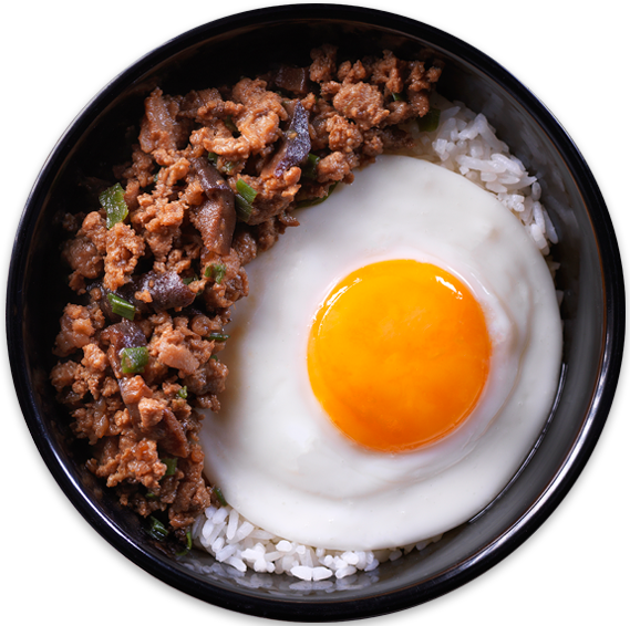Minced Beef Rice Bowl | The Beef Station
