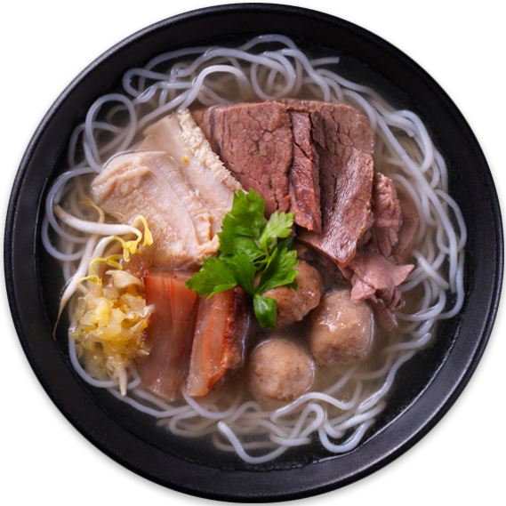 Mix Beef Noodles
