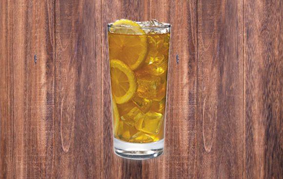 D2. Ice Lemon Tea (Homemade)